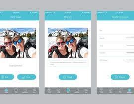 Nro 21 kilpailuun Design a Postcard Application Design käyttäjältä blackdahlia24