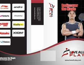 #10 for Design a Brochure for a sports company by barinix