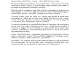 #15 para Ganhe 100USD compartilhando a sua estória em Português por abermdezrodrguez