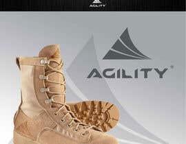 Nro 874 kilpailuun ***Design the new AGILITY*** logo käyttäjältä Deceneu10