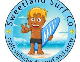 bijjy tarafından Illustrate logo for Surf Company için no 15