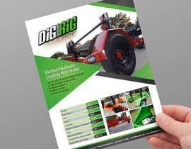 Nro 10 kilpailuun Design a Brochure käyttäjältä Brandwar