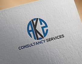 paveltd01722 tarafından Design a logo: Company name: AKZ Consultancy Services için no 10