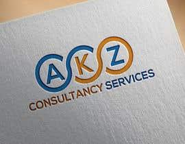 paveltd01722 tarafından Design a logo: Company name: AKZ Consultancy Services için no 13