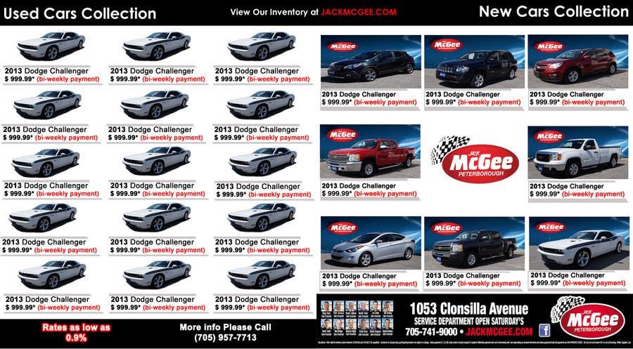 Kilpailutyö #17 kilpailussa Design an Advertisement