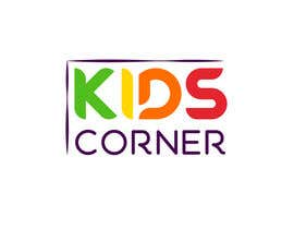YessaY tarafından Develop a Logo for Kids Clothing Shop ( Kids Corner ) için no 95
