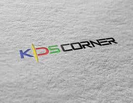 monirbmda tarafından Develop a Logo for Kids Clothing Shop ( Kids Corner ) için no 54