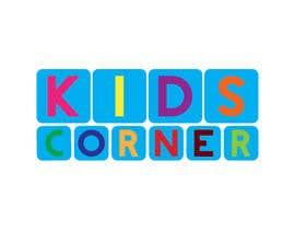 maqer03 tarafından Develop a Logo for Kids Clothing Shop ( Kids Corner ) için no 83