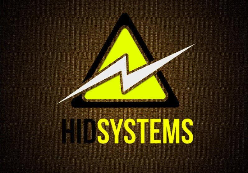 Kilpailutyö #77 kilpailussa Design a Logo for HID conversion kit