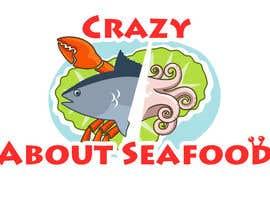 pekkar tarafından logo for my   CrazyAboutSeafood.com için no 47