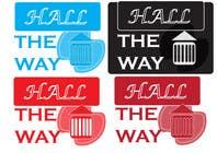 Logo Design for Hall The Way için Graphic Design348 No.lu Yarışma Girdisi