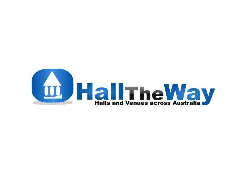 Proposition n°                                        388                                      du concours                                         Logo Design for Hall The Way