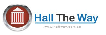 Proposition n°                                        341                                      du concours                                         Logo Design for Hall The Way