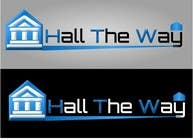 Logo Design for Hall The Way için Graphic Design289 No.lu Yarışma Girdisi