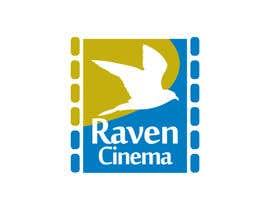 Nro 1 kilpailuun Ravencinema Logo Design käyttäjältä VACLOGO