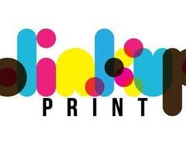 Nro 16 kilpailuun Print logo design käyttäjältä farkasbenj