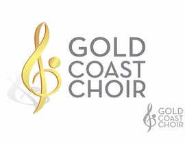 #133 pentru Logo Design for Gold Coast Choir de către ulogo