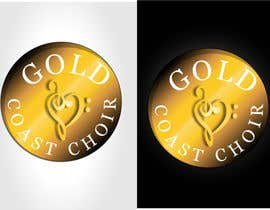 #238 pentru Logo Design for Gold Coast Choir de către sabaadnan