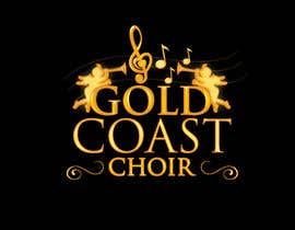 Ojiek tarafından Logo Design for Gold Coast Choir için no 296