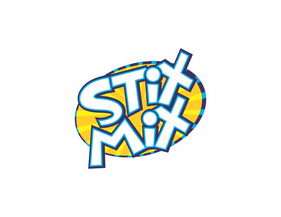 Kilpailutyö #35 kilpailussa Stix Mix Logo
