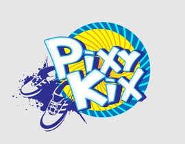 gopiranath tarafından Pixy Kix Logo için no 24