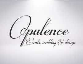 sunsetart tarafından Design a Logo for Opulence Events, Weddings & Design için no 50