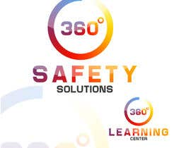 NabilEdwards tarafından Design a Logo for 360 Safety Solution and 360 Learning Center için no 33