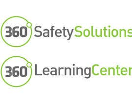 #5 para Design a Logo for 360 Safety Solution and 360 Learning Center por lpfacun