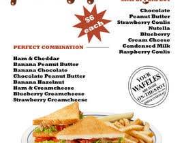 gopiranath tarafından Waffle Poster Design için no 17
