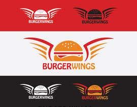 Nro 9 kilpailuun Design a burger restaurant store sign käyttäjältä JNCri8ve