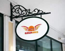 Nro 20 kilpailuun Design a burger restaurant store sign käyttäjältä muskaannadaf