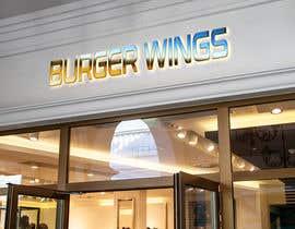 Nro 14 kilpailuun Design a burger restaurant store sign käyttäjältä ais56e29be0e364b