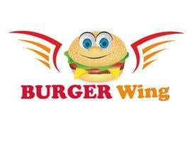 Nro 22 kilpailuun Design a burger restaurant store sign käyttäjältä DavidBoyati