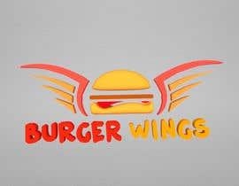 Nro 25 kilpailuun Design a burger restaurant store sign käyttäjältä flatalex123