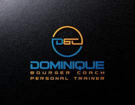 Nro 147 kilpailuun logo for a personal trainer käyttäjältä Designart009