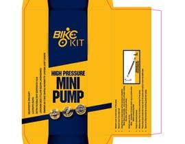 #63 for New Bike brand / box design by sisdezign