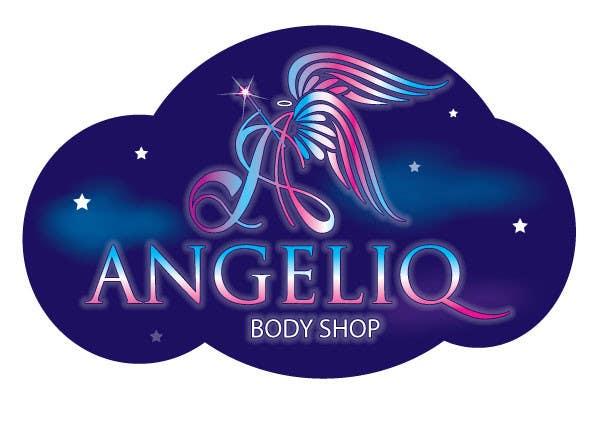 Penyertaan Peraduan #144 untuk I need some Graphic Design for an  Angel Logo