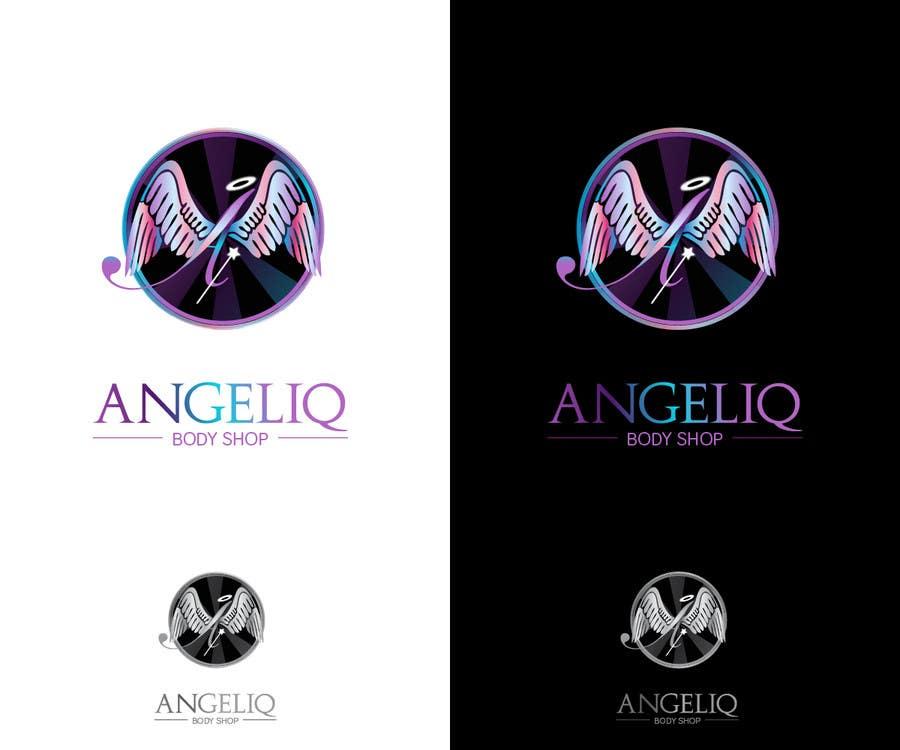 Penyertaan Peraduan #150 untuk I need some Graphic Design for an  Angel Logo