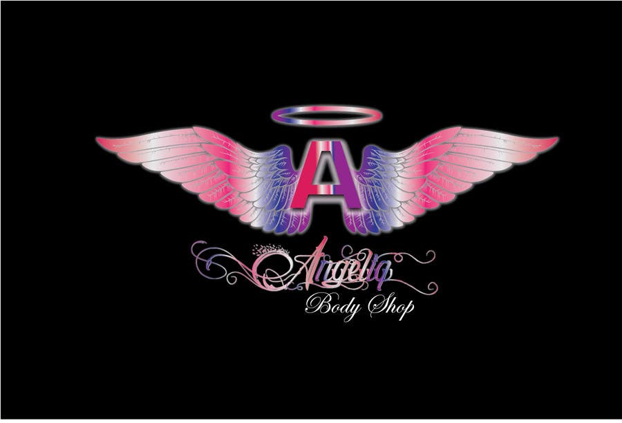Penyertaan Peraduan #141 untuk I need some Graphic Design for an  Angel Logo