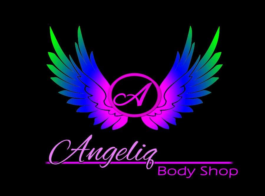 Penyertaan Peraduan #155 untuk I need some Graphic Design for an  Angel Logo