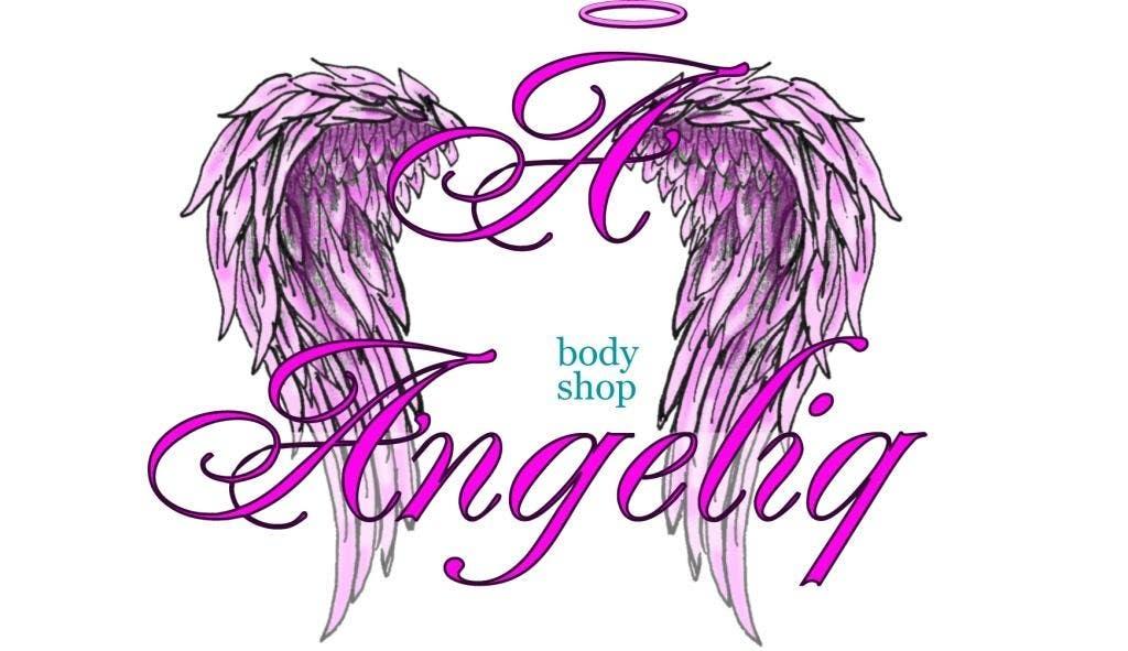 Penyertaan Peraduan #134 untuk I need some Graphic Design for an  Angel Logo