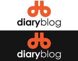 #46 for Design a Logo for Diaryblog by yogeshbadgire