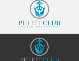 EstrategiaDesign tarafından Phi Fit Club için no 33