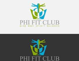 EstrategiaDesign tarafından Phi Fit Club için no 38