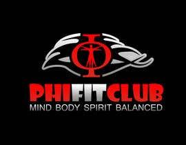 designblast001 tarafından Phi Fit Club için no 35