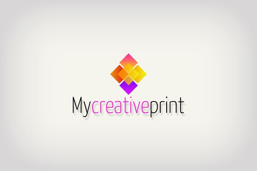 Contest Entry #142 for Logo Design for mycreativeprint.com