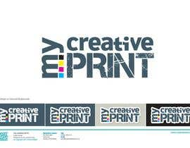 #20 , Logo Design for mycreativeprint.com 来自 CreativeBaked
