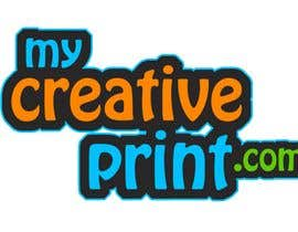 #32 för Logo Design for mycreativeprint.com av waqasmoosa