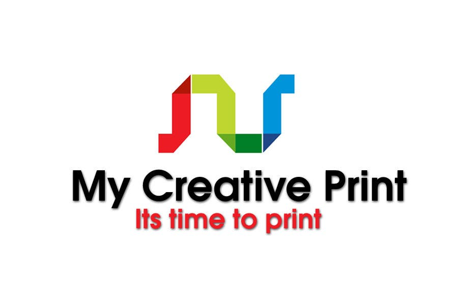 Logo Design for mycreativeprint.com 콘테스트 응모작 #156