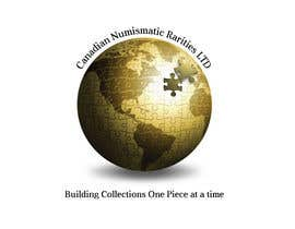 #89 para Design a Logo for Canadian Numismatic Rarities (CNR) por Ferrignoadv